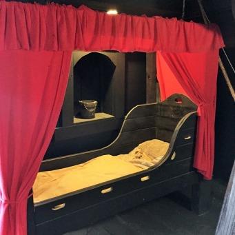 Le lit de Magellan tout petit (1m50)